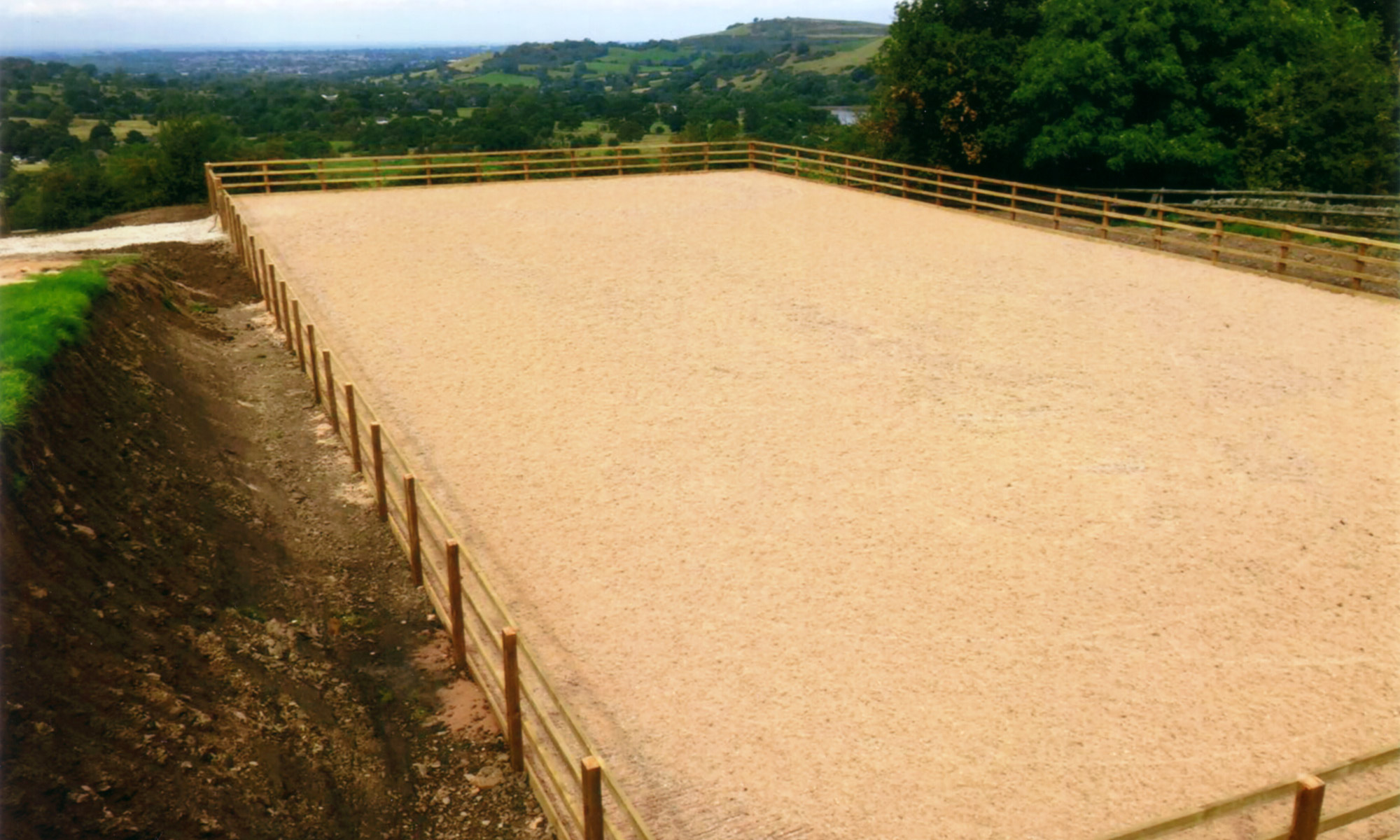 Equestrian Construction Service From Nationwide Equestrian